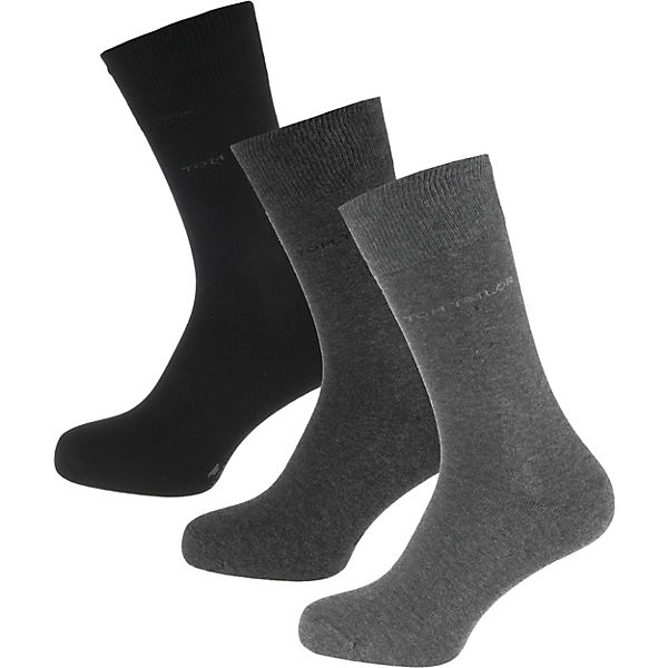 3er Pack Socks Uni Basic 3-Colored Socken