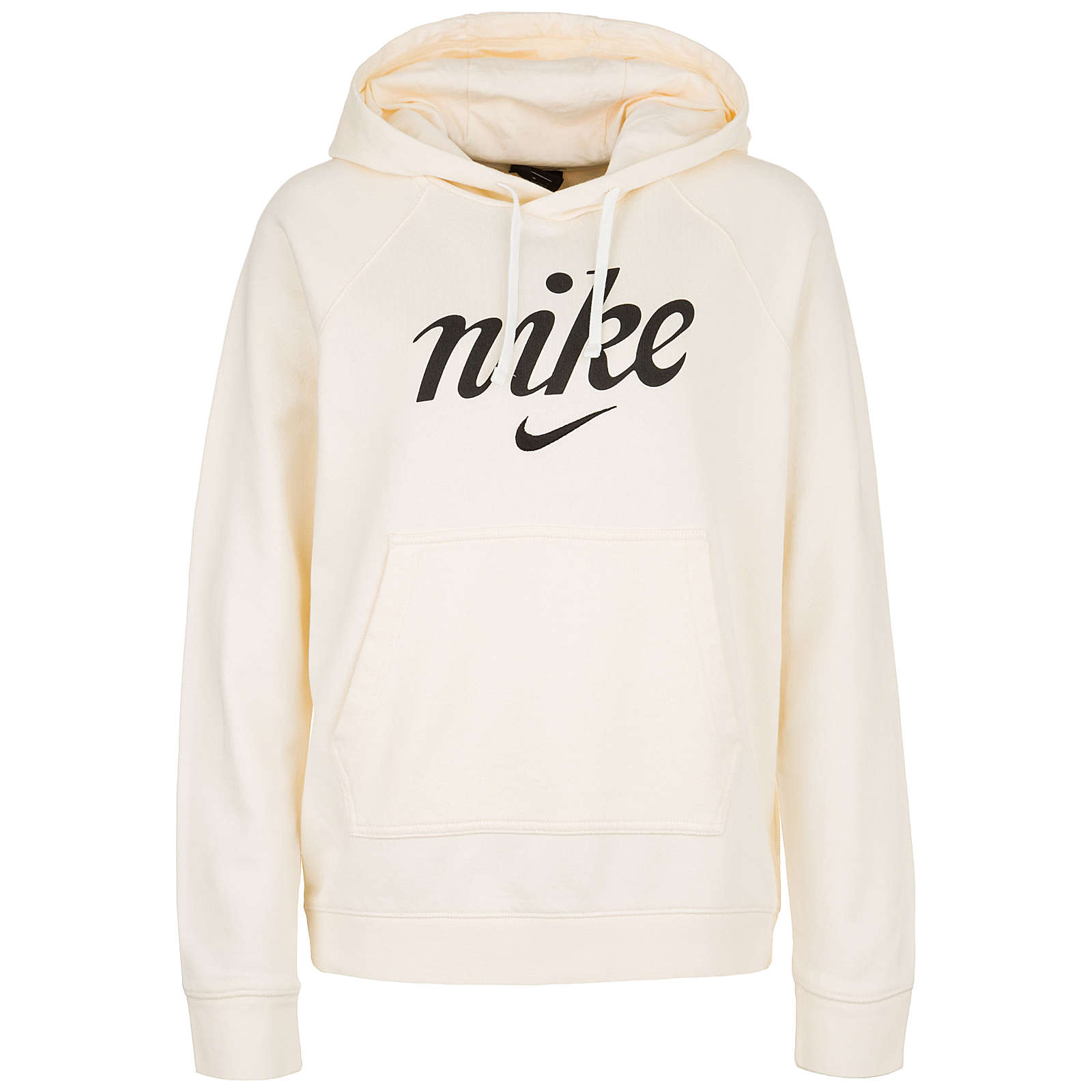 Nike Sportswear Sportswear Kapuzenpullover Damen beige Damen Gr. 40