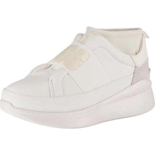 Erstaunlicher Preis UGG Neutra Sneakers weiß