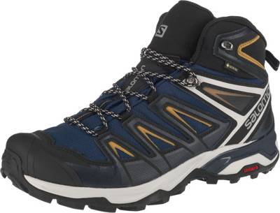 Salomon, LEIGHTON MID GTX® Trekkingstiefel, anthrazit