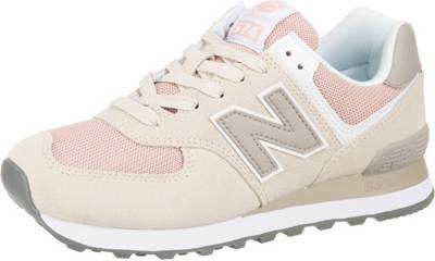 new balance, WL574WNA Sneakers Low, rosa