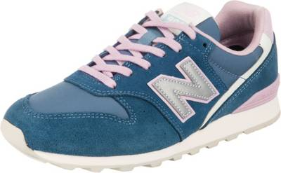 new balance, Wl996ae Sneakers Low, blau