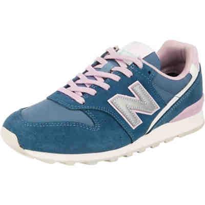 newest 71369 96e75 new balance, WL996AE Sneakers Low, blau