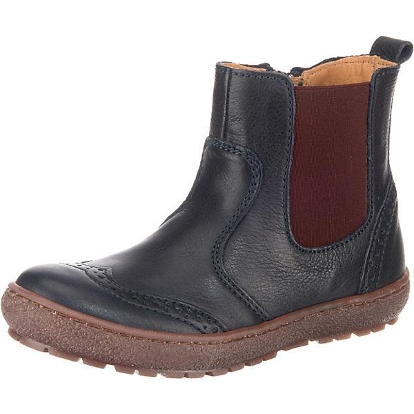 half off 31020 24a82 bisgaard, Kinder Chelsea Boots, blau
