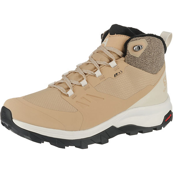 outlet online affordable price new style Salomon, OUTsnap CSWP W Winterstiefeletten, beige