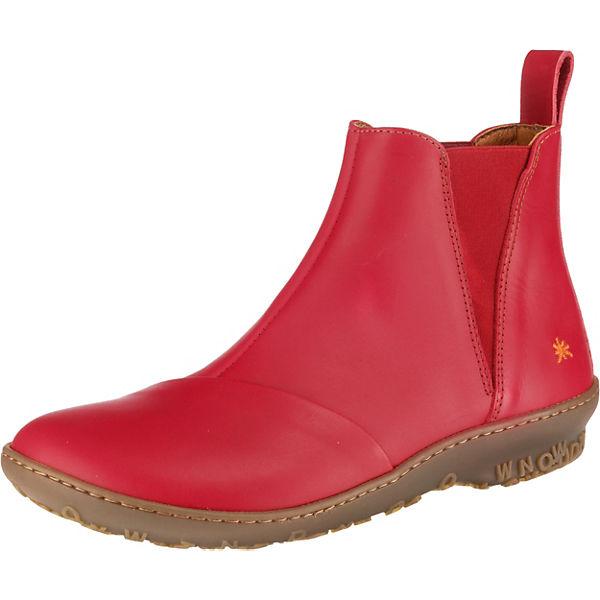 Erstaunlicher Preis *art Chelsea Boots rot