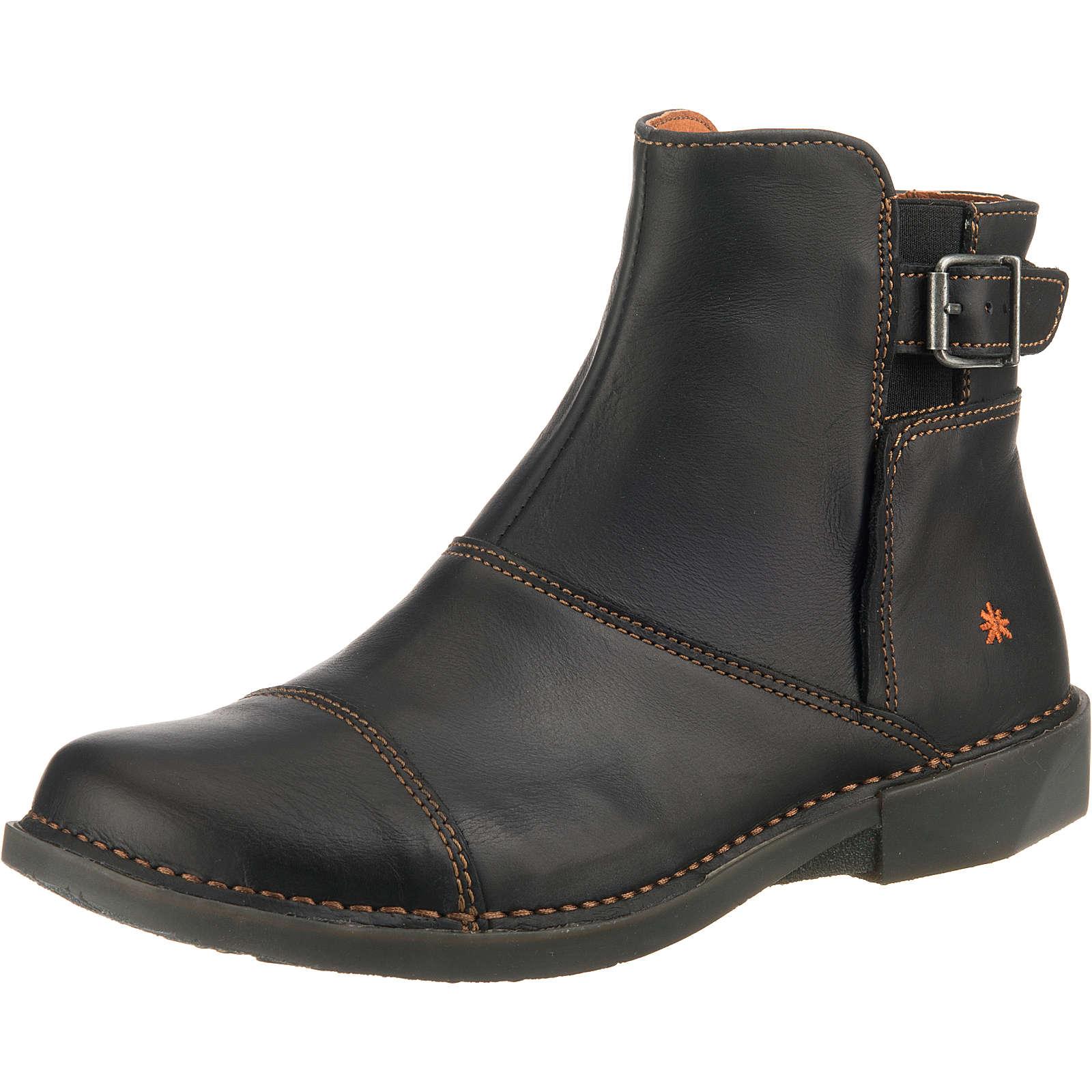 *art Biker Boots schwarz Damen Gr. 38