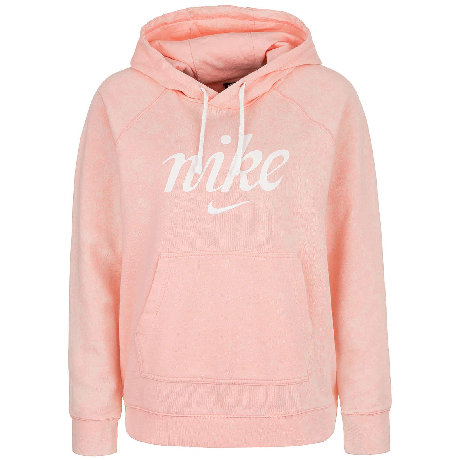 Nike Sportswear Sportswear Kapuzenpullover Damen altrosa Damen Gr. 32
