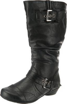 Unlimited, Klassische Stiefel, schwarz