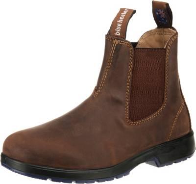 Blue Heeler, Windsor Chelsea Boots, braun