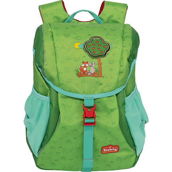 Kinderrucksack WOODY Forest Friends