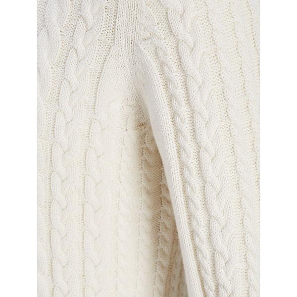 Jackamp; Strickpullover Pullover Jones Premium Lässiger Weiß qUSpzVM