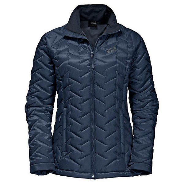 Jack Outdoorjacken Jacke Wolfskin Blau Icy Creek XwZTPkiOu