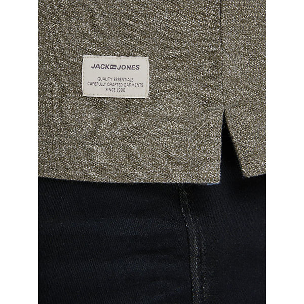 Baumwollpikee Grün Jackamp; Poloshirts Poloshirt Jones nwOX0kP8