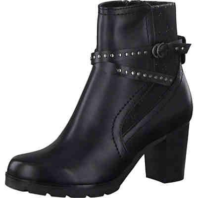 ever popular uk store new photos MARCO TOZZI, Chelsea Boots, schwarz