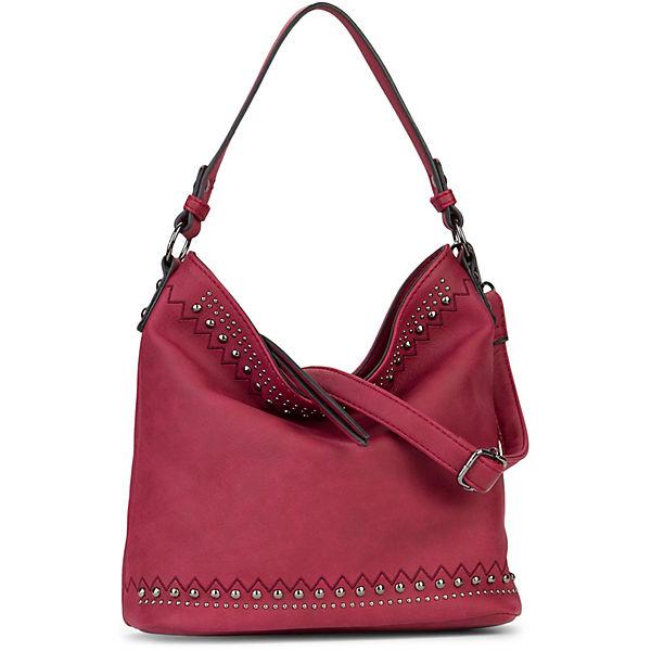 Handtaschen Noah Weinrot Emilyamp; Siggi Beutel 2 No 2eWD9HYEI