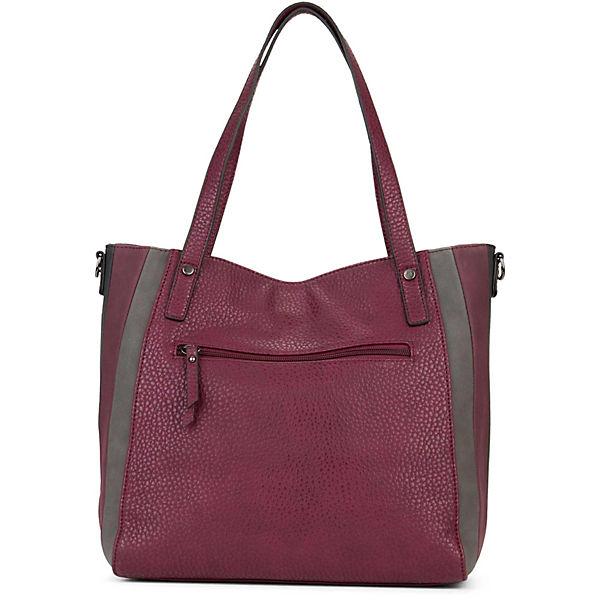 Shopper No 1 Emilyamp; Dunkelrot Sue Noah dWerBxoC