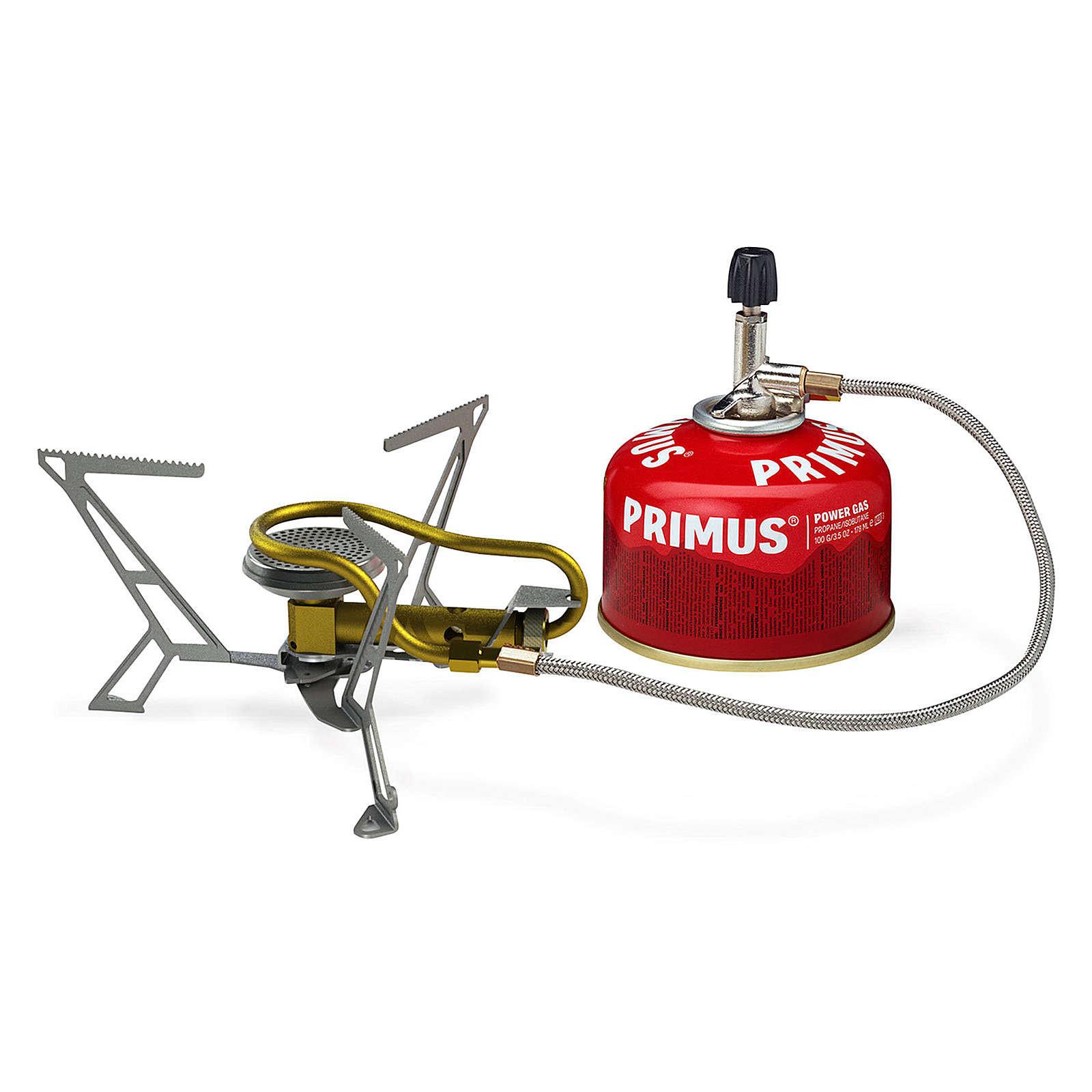 PRIMUS® Primus Gaskocher Express Spider II Campingzubehör grau