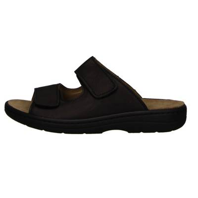 SALAMANDER, Logato Komfort Sandalen, schwarz