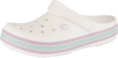 Crocs Crocband III Graphic Clog Badeschuhe Hausschuhe Sandalen Pantoletten