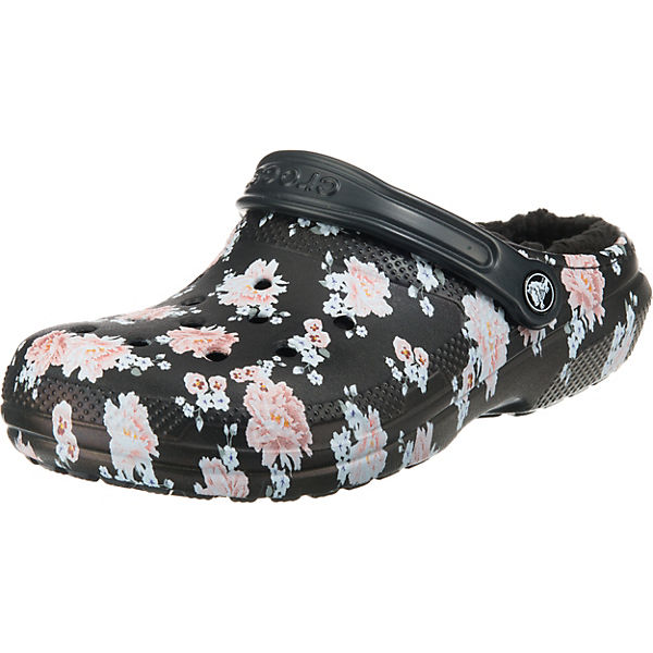 Classic Printed Lined Clog Clogs