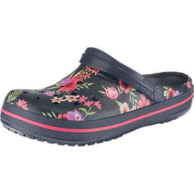 Crocband Printed Clog Clogs
