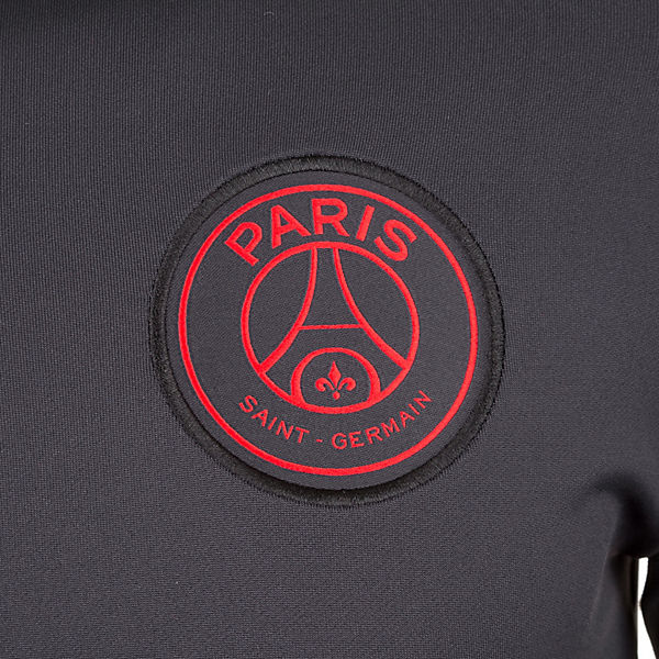Nike Squad Paris Stgermain Dunkelgrau Drill Performance Dry Herren Trainingsshirt P80XnNwOk