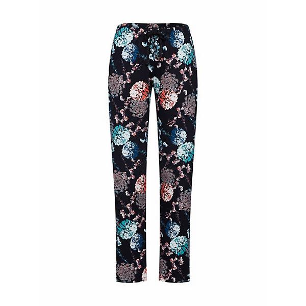 2 Calida Pyjamahose Favourites Trend Schwarz Schlafanzüge 8knP0wO