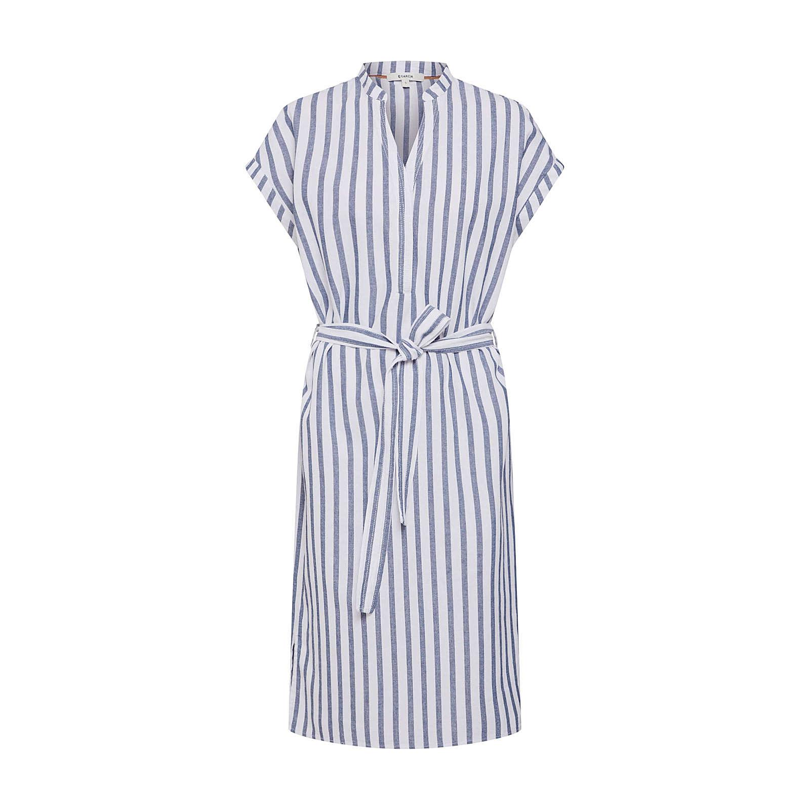 GARCIA Sommerkleid Sommerkleider weiß Damen Gr. 34