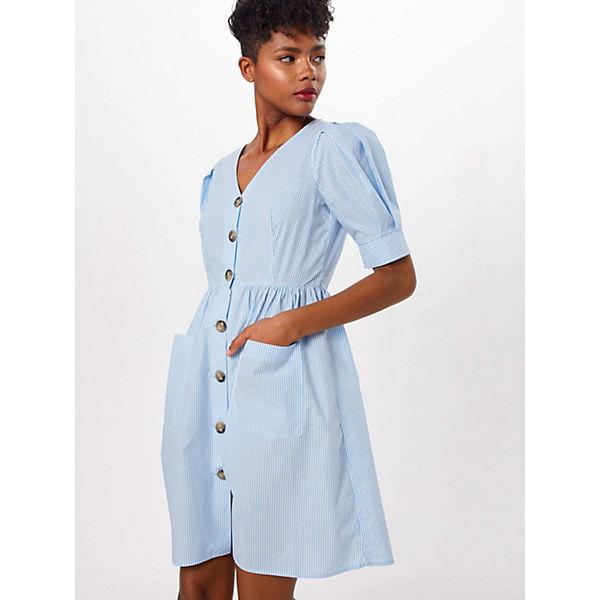 Y a s Kleid Weiß Vilda Jerseykleider 7gb6fy