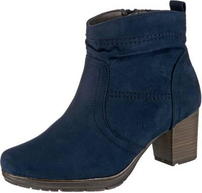 Mirapodo Stiefeletten in blau auf finden!