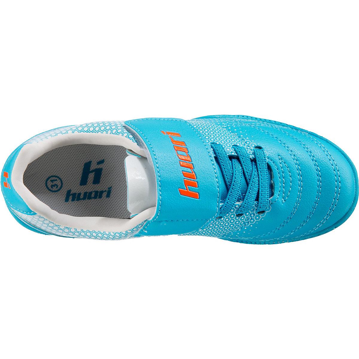 H huari, Fußballschuhe TACUARI für Jungen, blau