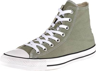 CONVERSE, Chuck Taylor All Star Seasonal Color Sneakers High, khaki