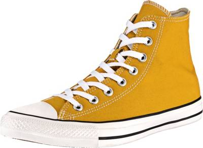 CONVERSE, Chuck Taylor All Star Seasonal Color Sneakers High, gelb