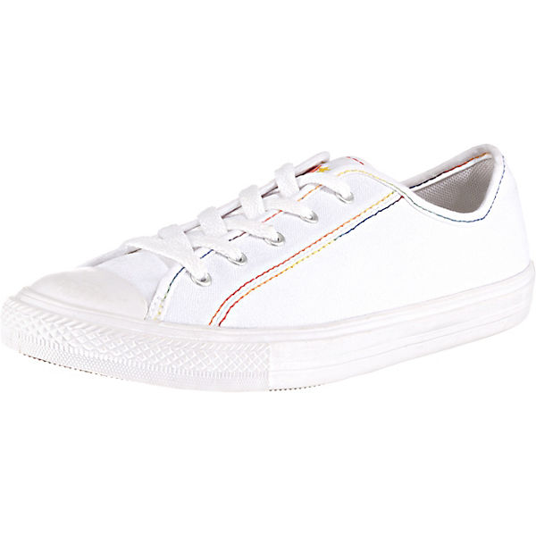 Chuck Taylor All Star Dainty Gs Rainbow  Sneakers Low