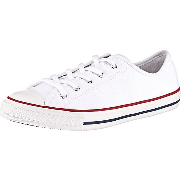 Chuck Taylor All Star Dainty Gs Basic Canvas  Sneakers Low