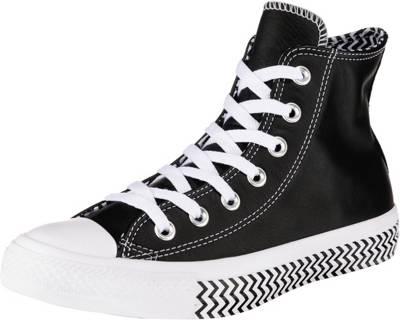 Chucks Sneakers in schwarz online kaufen | mirapodo