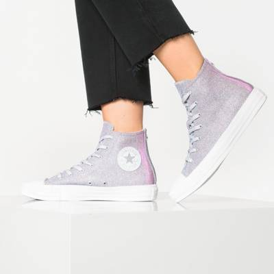 Converse All Star Chucks Gr. 396 Halbschuhe pink rosa