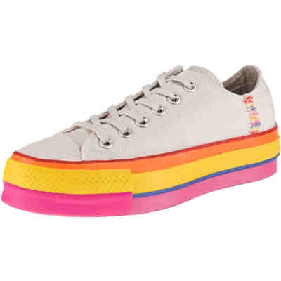 48cac47e5e Chuck Taylor All Star Lift Rainbow Sneakers Low ...