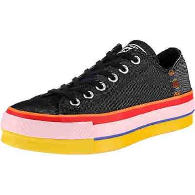 Chuck Taylor All Star Lift Rainbow Sneakers Low