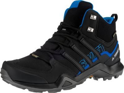 Adidas Laufschuhe Schuhe Sportschuhe Wandern Schwarz Terrex