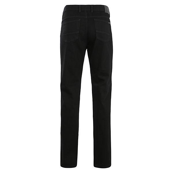 Genua Jeans pocket Schwarz 5 Jeanshosen Mit Brühl Iii Komfortbund wPOkX0N8n