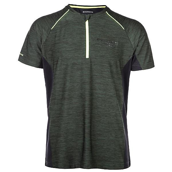 Danny Mit Grün Waben T mesh shirts Endurance Funktionsshirt UVpzMS