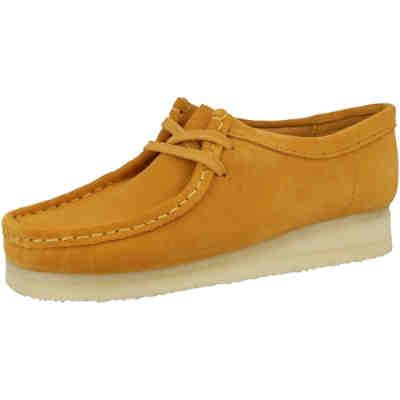 140c22a48f Schuhe Wallabee Schnürschuhe Schuhe Wallabee Schnürschuhe 2. Clarks Schuhe  Wallabee Schnürschuhe