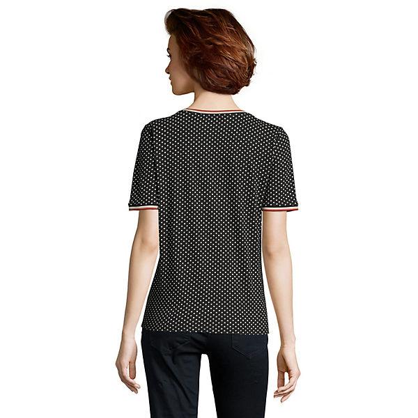 Orange Printshirt Betty Barclay shirts schwarz T lK1cFJT