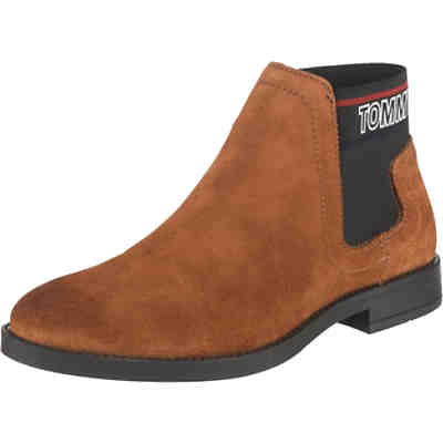 Corporate Elastic Chelsea Boot Chelsea Boots