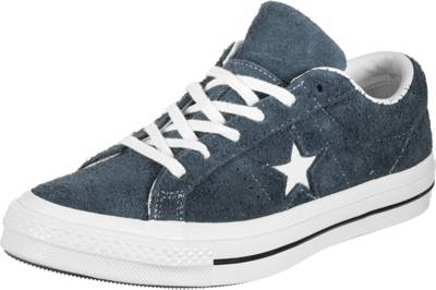 Converse Star Player Ox Sneakers Medium Olive Wolf Grau