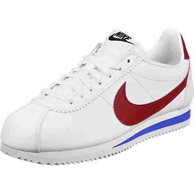 pretty nice b4848 d9faa Nike Schuhe Classic Cortez Leather W Sneakers Low ...