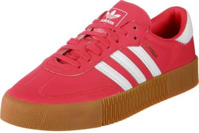 Adidas Rot Schuhe Sport Alltag Größe 44 Superstar