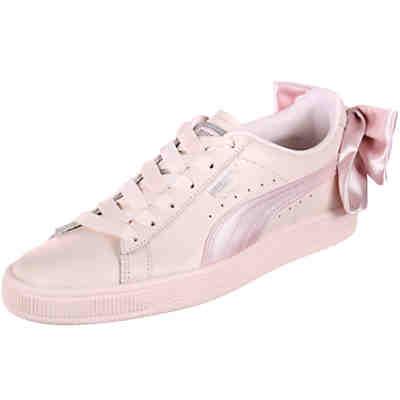 a8268a353b Puma Schuhe Basket Bow W Sneakers Low ...